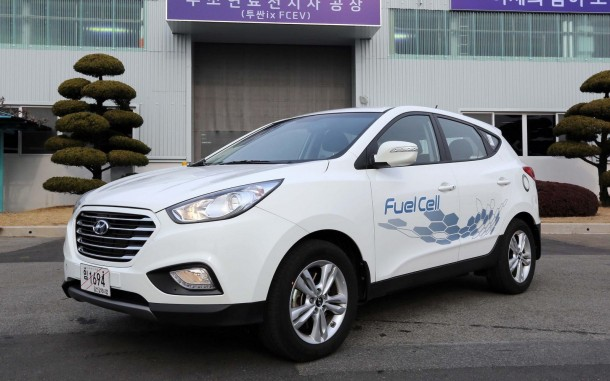 Hyundai ix35 Fuel Cell (2)