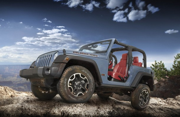 Jeep Wrangler Rubicon 10th Anniversary Edition (1)