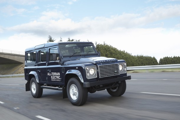 Land Rover Electric Defender MY13 (1)