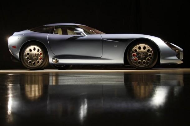 Last Alfa Romeo Zagato Stradale TZ3 (1)