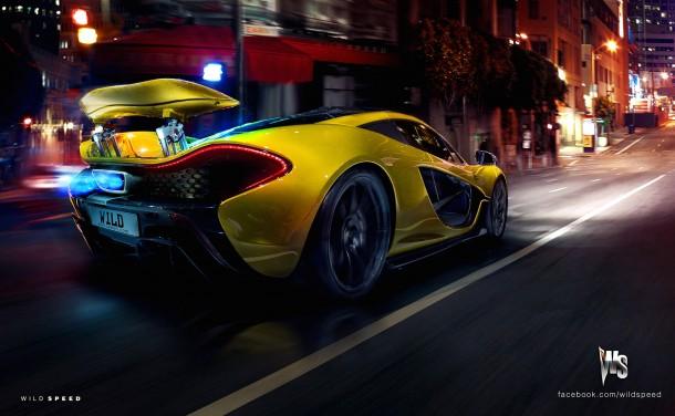 McLaren P1 flames renderings (5)