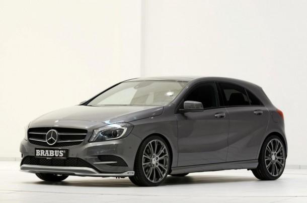 Mercedes-Benz A200 CDI by Brabus (1)