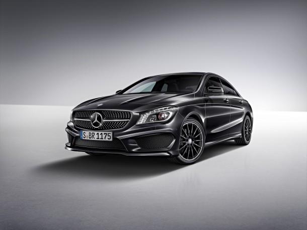 Mercedes-Benz CLA 250 Edition 1 cosmos black 2013 (1)