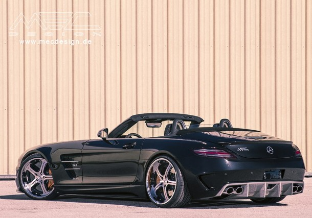 Mercedes-Benz SLS AMG Roadster by MEC Design (9)