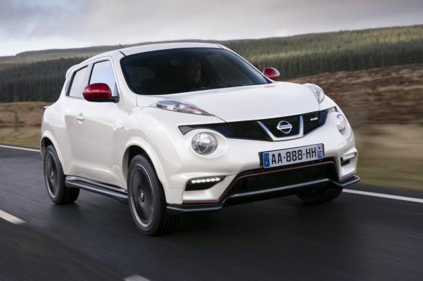 Nissan Juke Nismo U.S.-spec 2013 (5)