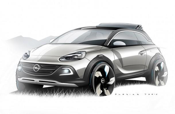Opel Adam Rocks Concept (1)