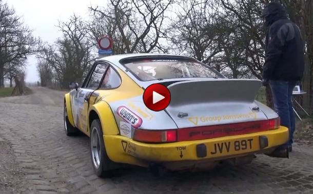 Porsche Rally Sound