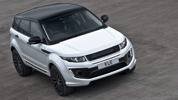 Range Rover Evoque RS250 Fuji White by A. Kahn Design (1)