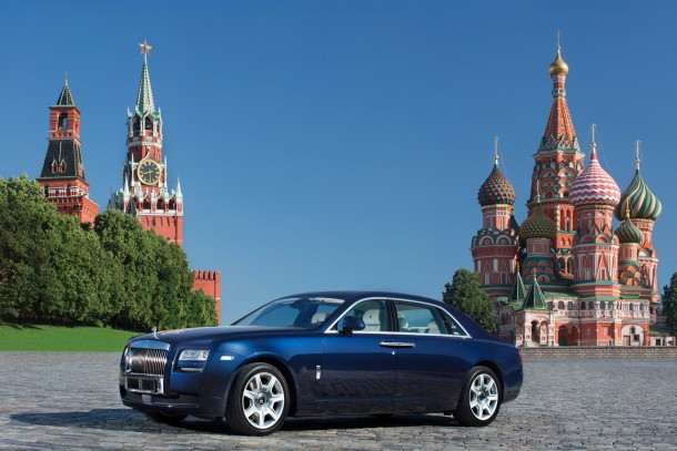 Rolls-Royce-Moscow-Russia