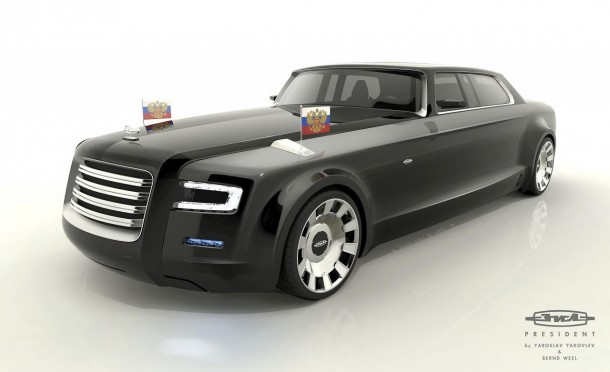 Russian presidential limo Concept (18)