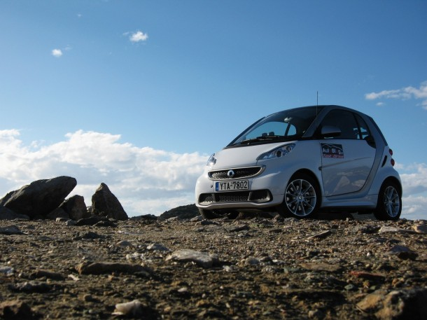 Smart Fortwo 0.8 Cdi facelift Test Drive (22)