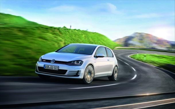 Der neue Volkswagen Golf GTI
