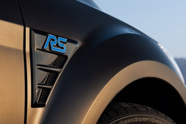 new Ford Focus RS will launched in 2015