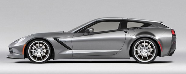 2014 Chevrolet Corvette Stingray AeroWagon by Callaway