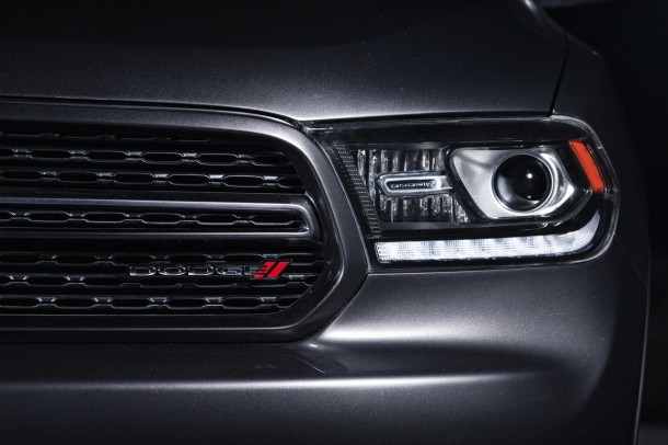 2014 Dodge Durango teaser image