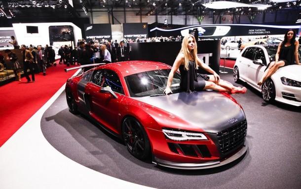ABT Audi R8 GTR (1)