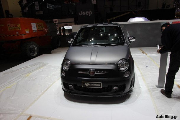 Abarth Live in Geneva 2013 (5)