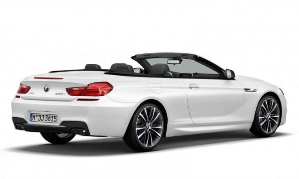 BMW 6-Series Convertible Frozen Brilliant White Edition (2)
