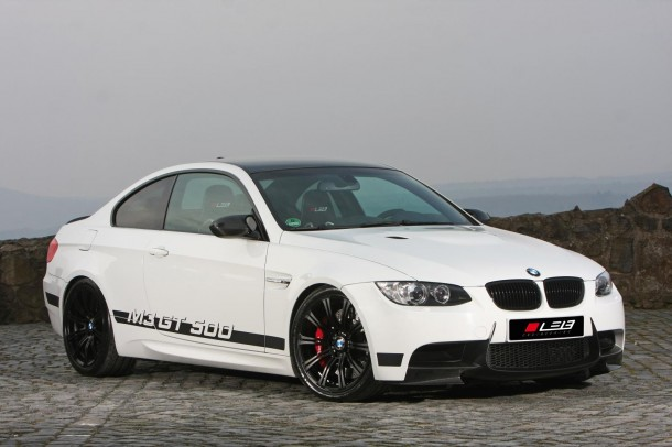 BMW M3 E92 by Leib Engineering (1)