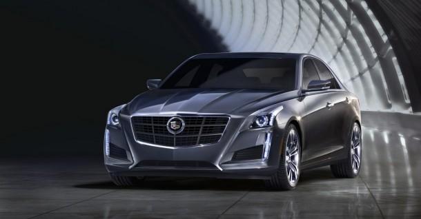 Cadillac CTS 2014 (2)