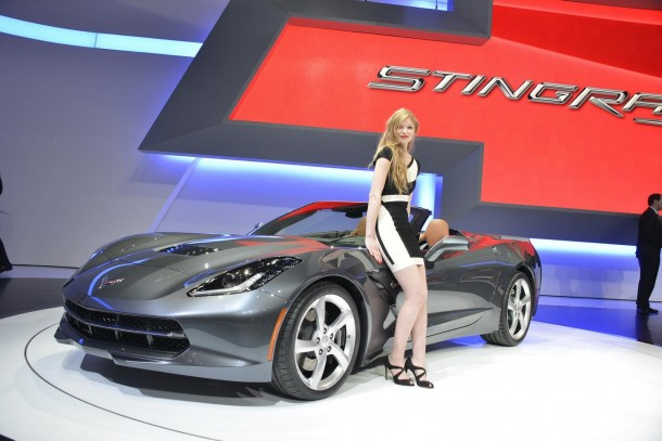 Chevrolet Corvette Stingray Convertible (1)