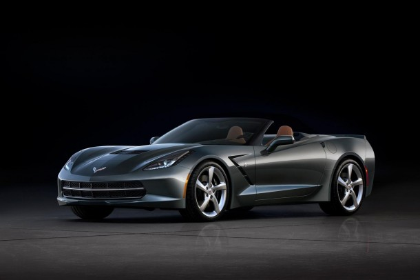 Chevrolet Corvette Stingray Convertible 2014 (2)