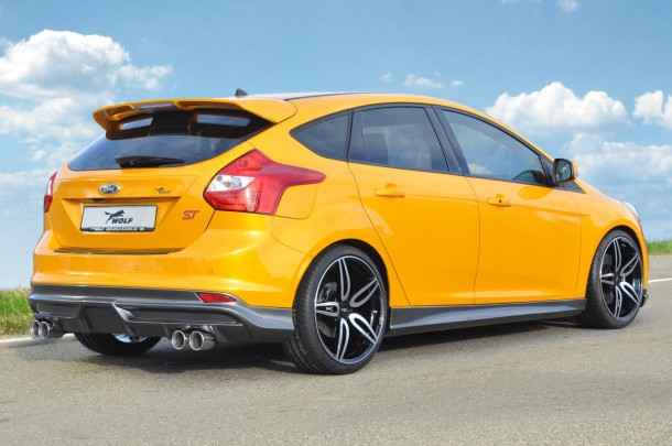 Ford Focus ST Wolf Racing (2)