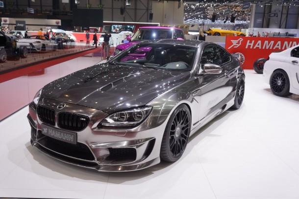 Hamann BMW M6 Mirr6r (1)