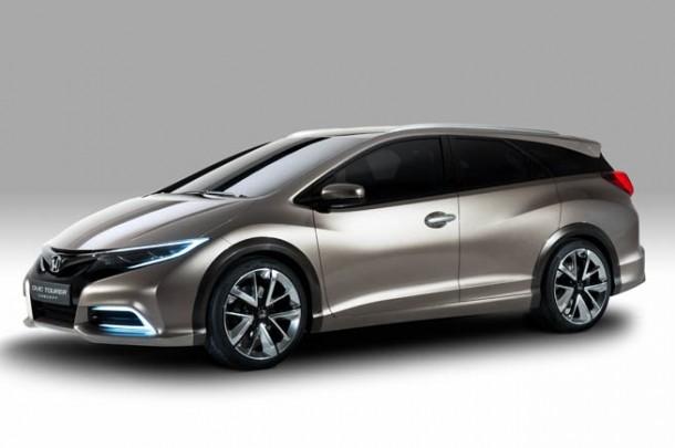 Honda Civic Tourer Concept (1)