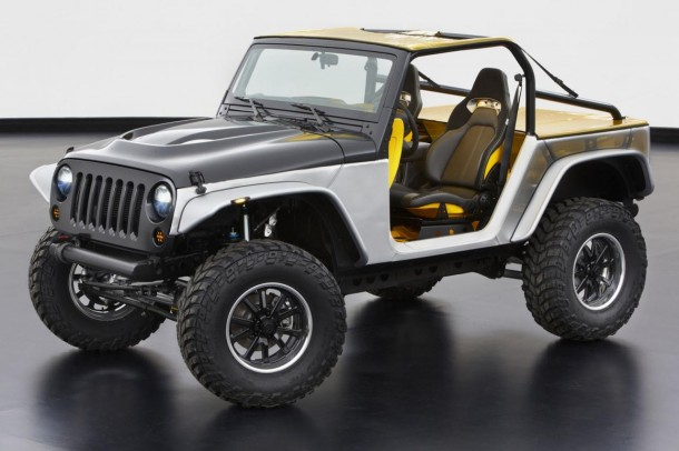 Jeep six concepts for Easter Jeep Safari 2013 (1)