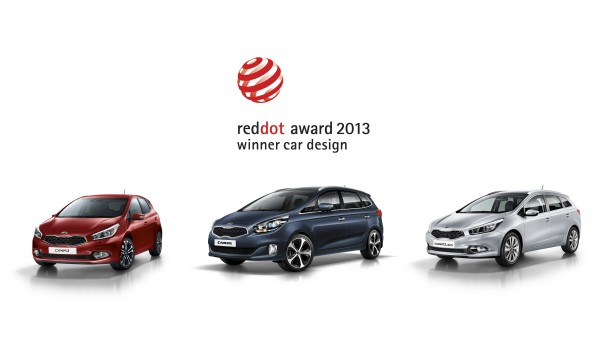 Kia red dot award 2013_Winners