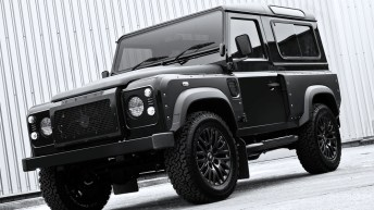 Land Rover Defender XS90 2.2 TDCI by A. Kahn Design (2)
