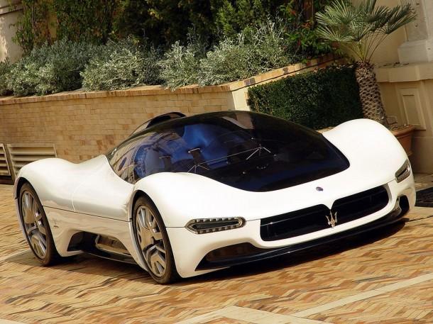 Maserati Birdcage Concept (1)