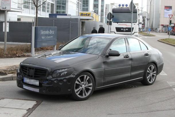 Mercedes-Benz C-Class 2014 (4)