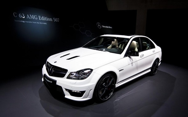 Mercedes-Benz C63 AMG Edition 507 (2)