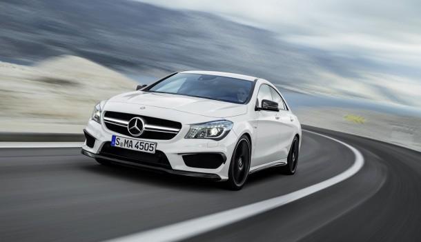 Mercedes-Benz CLA 45 AMG (1)