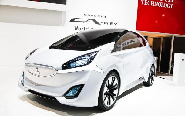 Mitsubishi CA MiEV Concept (2)