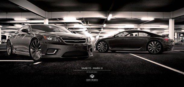 Saab 9-3 2013 by Gray Design (1)