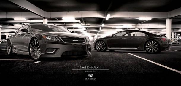 Saab 9-3 2013 by Gray Design (1)