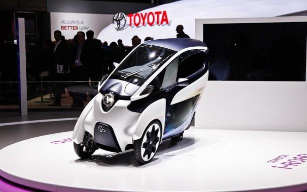 Toyota iRoad Concept (7)