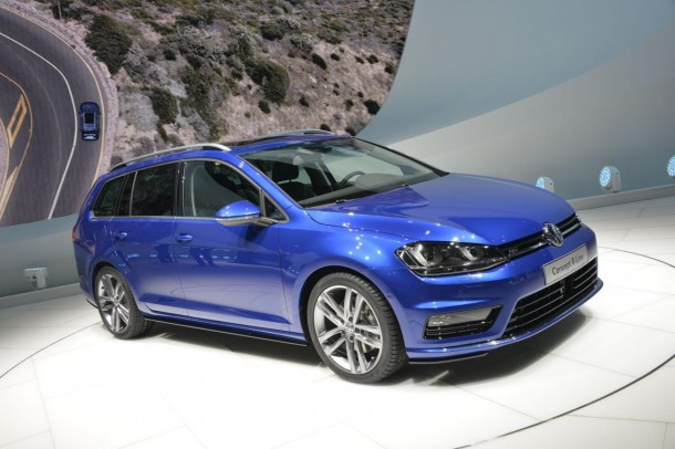 Volkswagen Golf Estate R-Line Concept (6)