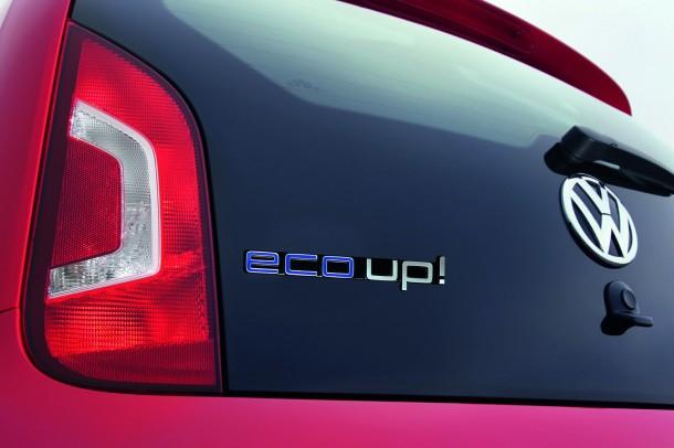 Der neue Volkswagen eco up!