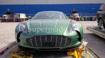 Aston Martin One-77 in Kazakhstan (3)