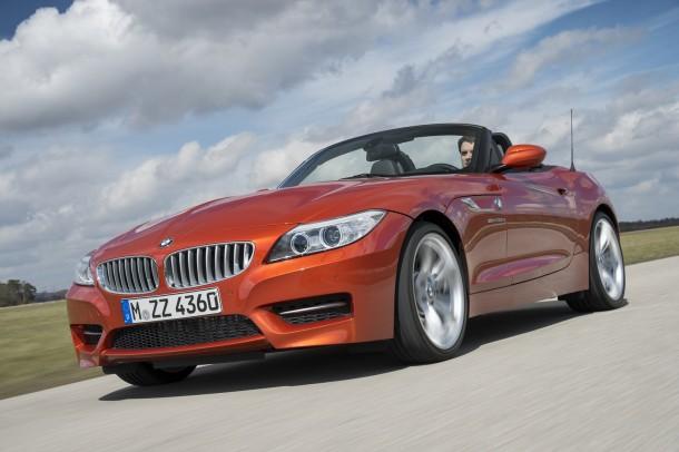 BMW Z4 Facelift 2013 (1)
