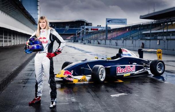 Beitske Visser new Red Bull Junior Team driver (5)
