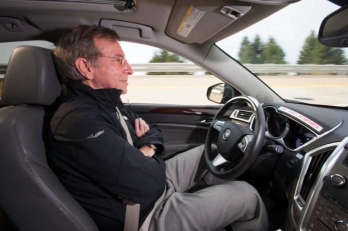 Cadillac Super Cruise semi-autonomous driving system (1)