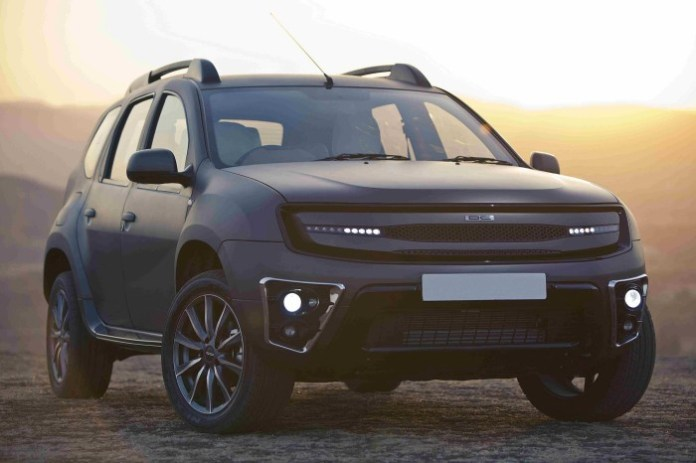 Dacia Duster by DC-Design (1)