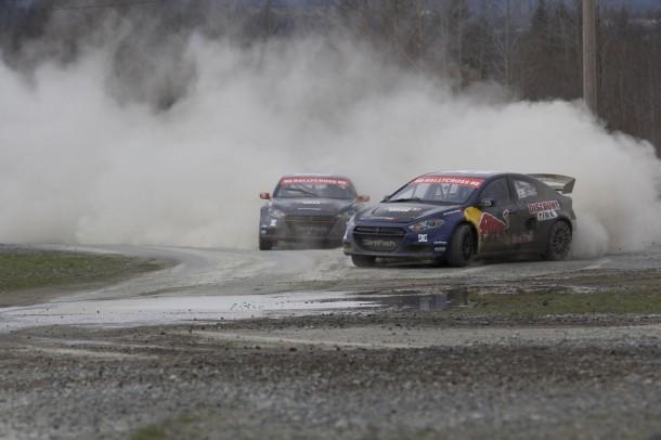 Dodge Dart Global Rallycross Championship (2)
