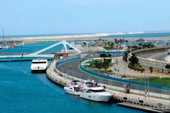 F1 Valencia