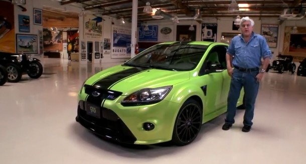 Ford Focus RS - Jay Leno's Garage